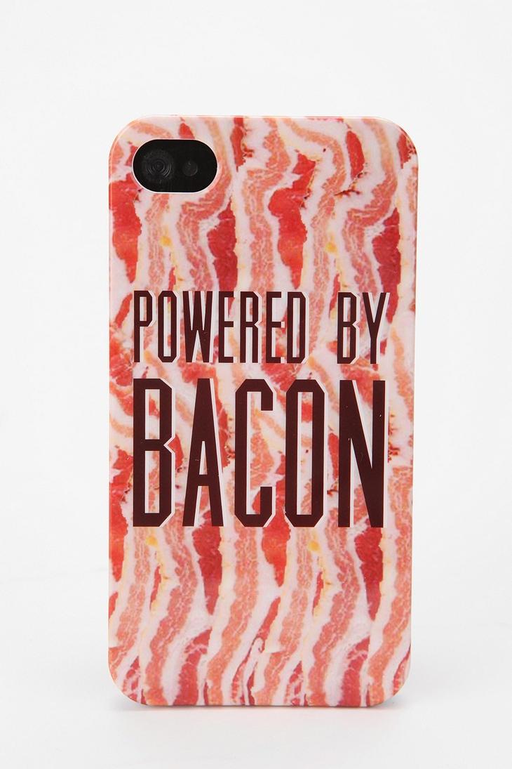 So funny! Fun Stuff Bacon Phone Case #UrbanOutfitters
