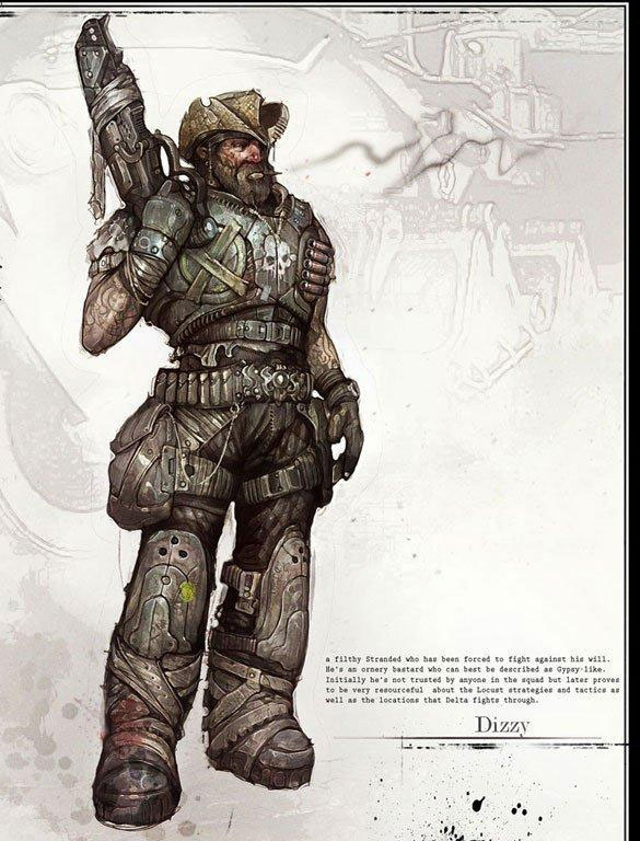 Gears of War 2-HES MY FAV!!