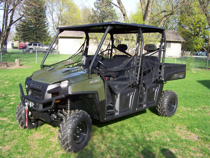 Polaris Ranger- so want this when we get our acres!!!