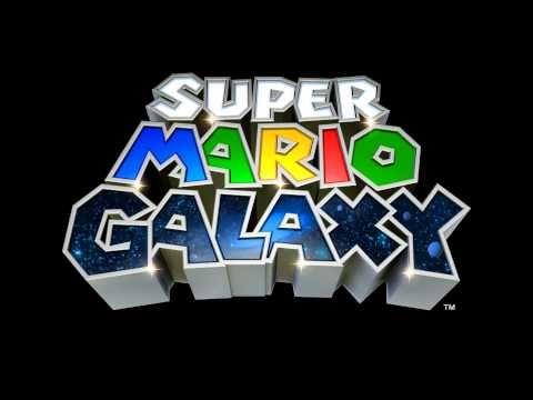 Gusty Garden Galaxy - Super Mario Galaxy  One of my fav vg songs ever! Super Mario galaxy 1 and 2 had AMAZING soundtracks ❤
