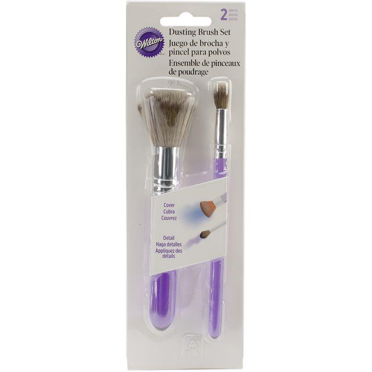 Dusting Brush Set 2/Pkg-