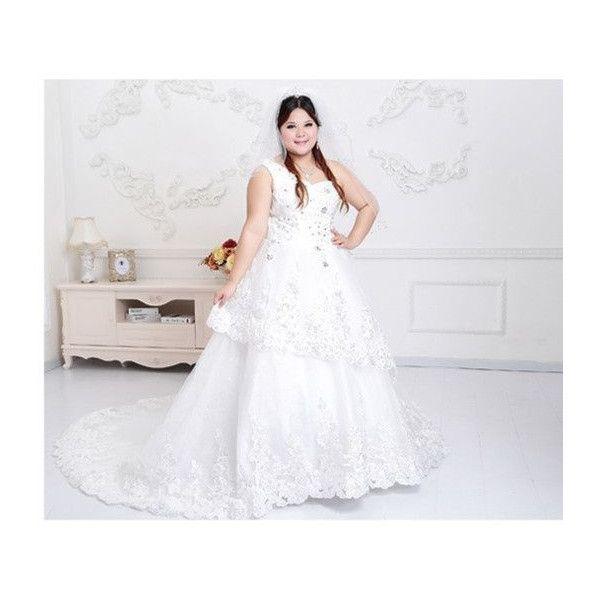 大きいサイズ/マタニティ ウェディングドレス/結婚式 新品