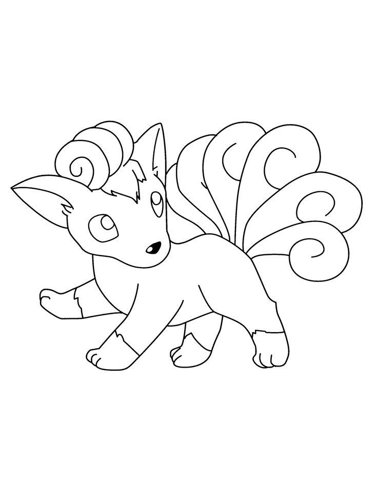 pokemon malvorlagen | pokemon coloring, pokemon sketch