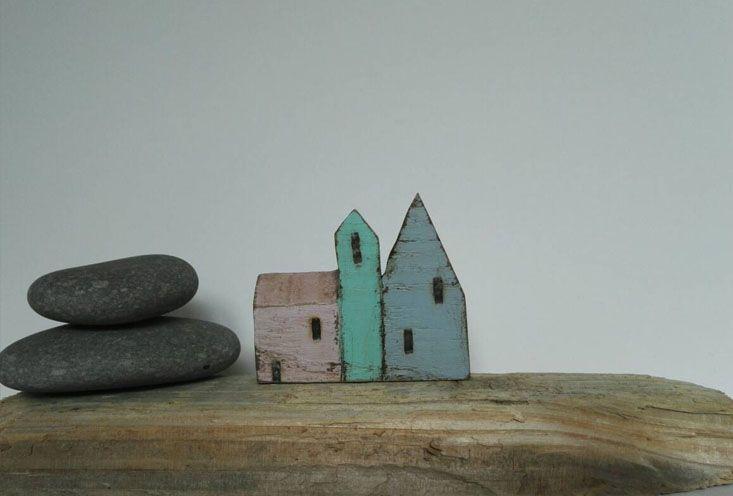 Rustic Wooden Houses from BSpoque
