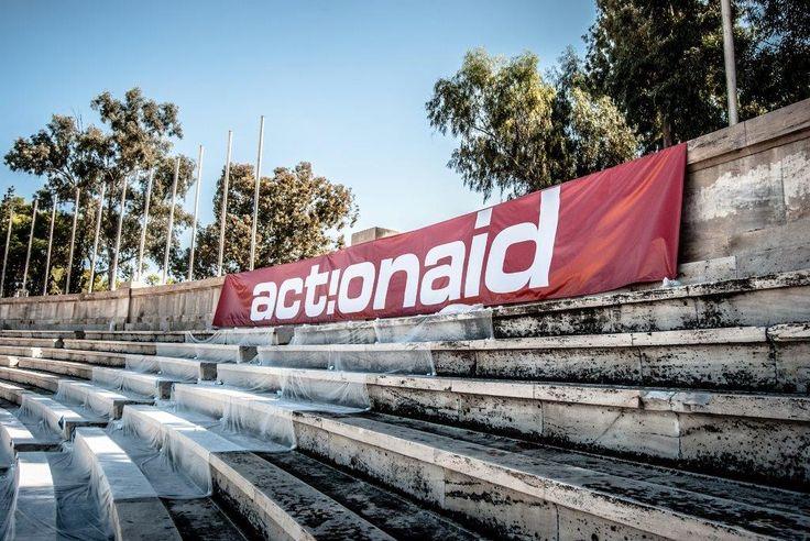 Η ActionAid γιορτάζει 15 χρόνια με πολύ χρώμα!   (c) Panos Sinanidis