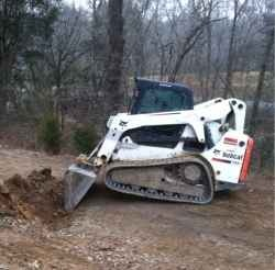 best ideas about bobcat equipment skid steer the bobcatman his bobcat t650 skid steer compact track loader miraculously makes almost any job