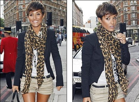 Frankie Sandford - I don't know whether to pin this under hair and nails or my dream closet!!!