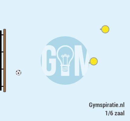 Ezelen - Top voetbal spel voor binnen en buiten!