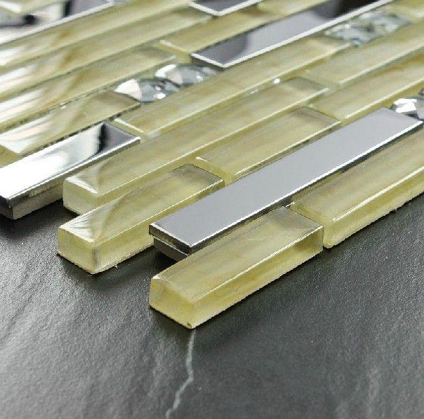 1000 idées sur le thème Stainless Steel Backsplash Tiles sur ...