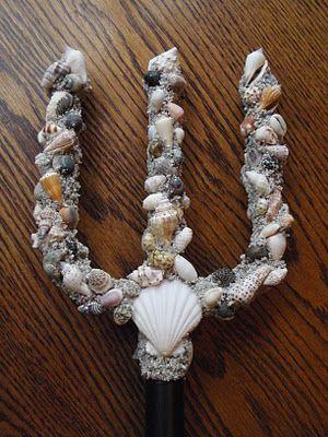 Artbrat's Bits and Pieces: Lots of mermaid accessories