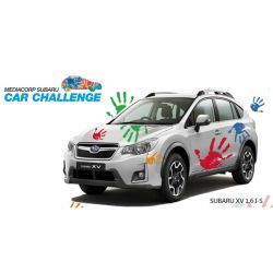 Singapore MediaCorp Subaru Car Challenge 2016  Singapore MediaCorp Subaru Car Challenge 2016 is back!!The Singapore Mediacorp Subaru Car Challenge is back!Held at Ngee Ann City Civic Plaza from 5th November 2016 the last man/woman standing will win the grand prize of a brand-new Subaru XV 1.6i-S worth SGD$69600!6 Ways To Win the Subaru Car Challenge!!!!!!#1 Drink Coffee /... Read More