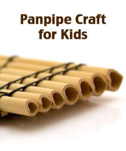 """""""How to Make Panpipes: A Craft for Hispanic Heritage Month"""" on Virtual Learning Connections http://www.connectionsacademy.com/blog/posts/2013-10-11/How-to-Make-Panpipes-A-Craft-for-Hispanic-Heritage-Month.aspx"""