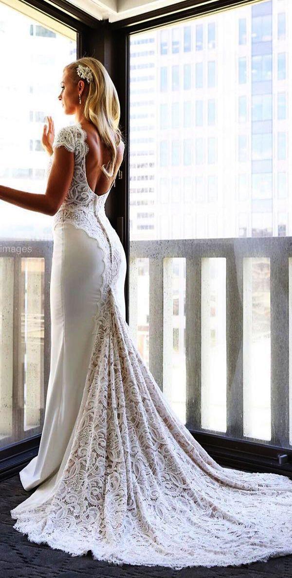 25 WEDDING DRESSES FOR 2019 #weddingideas #wedding ceremony