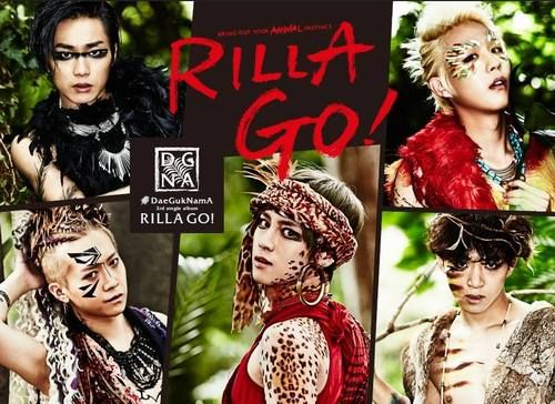 "THE BOSS (DGNA) GOES WILD IN NEW TEASER IMAGES FOR SINGLE ""'RILLA GO!"""