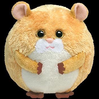 Beanie Ballz Large Hamster Flash