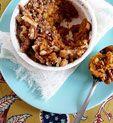 Breakfast At Your Desk: Pumpkin Pie Oatmeal