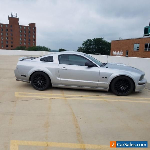 2005 Ford Mustang GT deluxe #ford #mustang #forsale #unitedstates