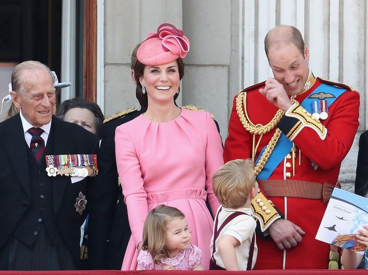 El 22 la mayoría de las fotos sinceras del Príncipe William, Kate Middleton y el Príncipe Harry de 2017