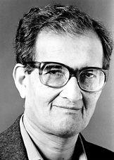 Amartya Sen winner of the 1998 Nobel Peace Prize in Economics. An inspiration.