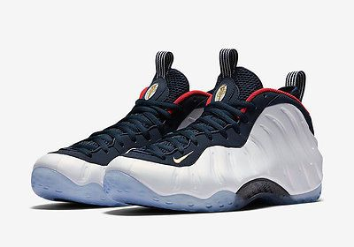 Nike-Foamposite-Olympic-Size-9-5-DS-Sold-Out-100-Authentic