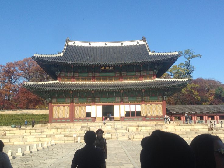 Cangdeokung Palace