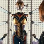 First look at Evangeline Lillys Wasp in Ant-Man sequel