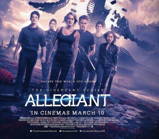 #divergent #insurgent #allegiant #Tris #four | Allegiant ...