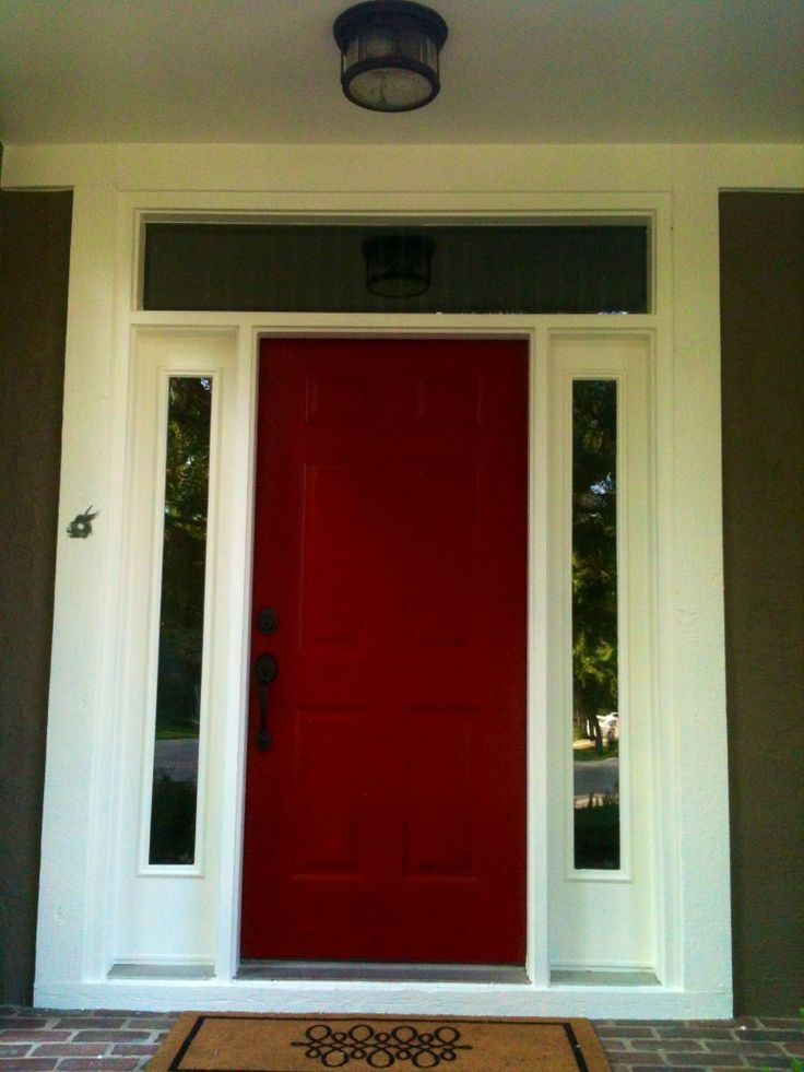 This Is The Color For Our New Front Door Duron S Stolen