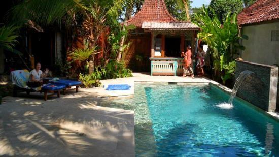 Desa Sanctuary, The Village: Relaxing!