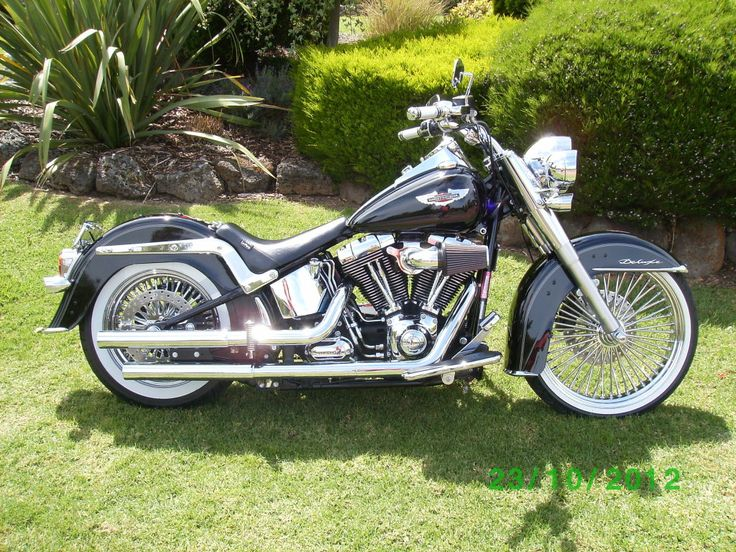 497 best harley davidson softail deluxe images on pinterest custom bikes custom motorcycles. Black Bedroom Furniture Sets. Home Design Ideas