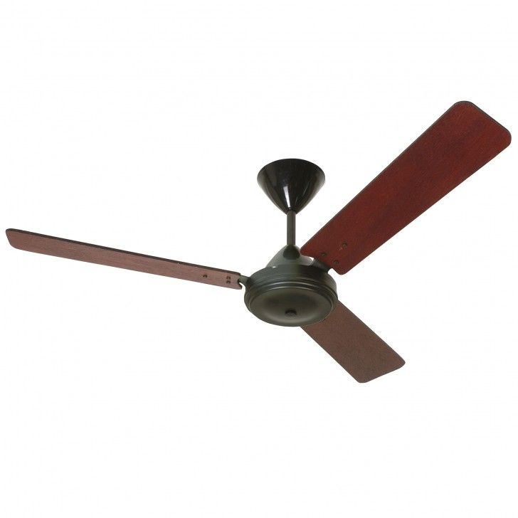 SOLENT | High Breeze Ceiling Fan in Mahogany available at Springlights Kloof and Hillcrest . www.springlights.net