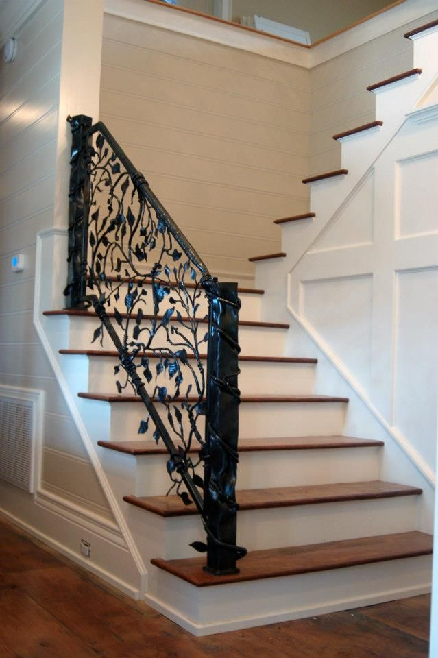 interior railings staircase railings staircases stairs metal client