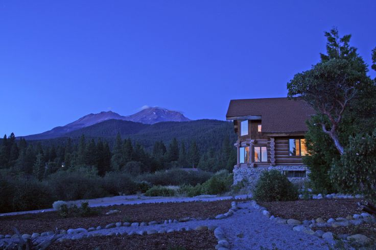 31 best gilden lodge pics images on pinterest northern for Mount shasta cabins for rent
