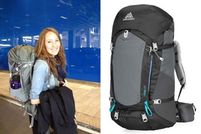 Lindsey chose the Gregory J53 when she needed a new bag. She likes its flexibility and thinks it's a good size. Check out her Gregory J53 backpack review.