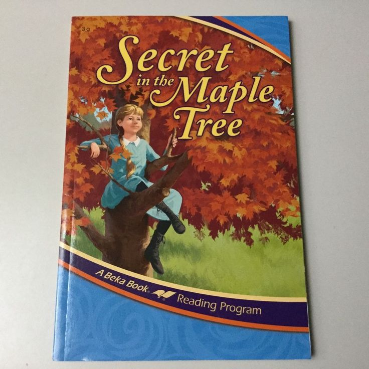 SECRET IN THE MAPLE TREE, A BEKA BOOK READING PROGRAM, NEW