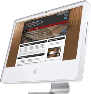 Brochure Style Website