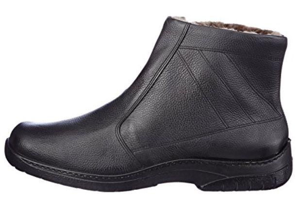 Botas de cuero negro  #Botas #Calzado #ModaAmazon #ModaHombre #Outfit #Men #Hombre