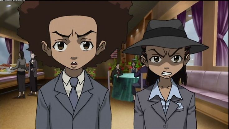 The Boondocks Full Episodes New Season In English 2014 Part 1