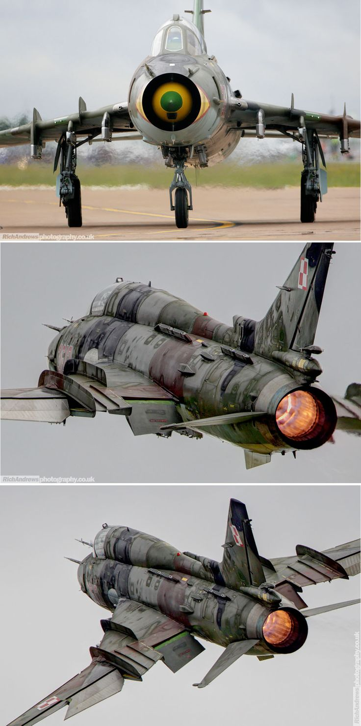 Sukhoi Su-22 Fitter                                                                                                                                                                                 More