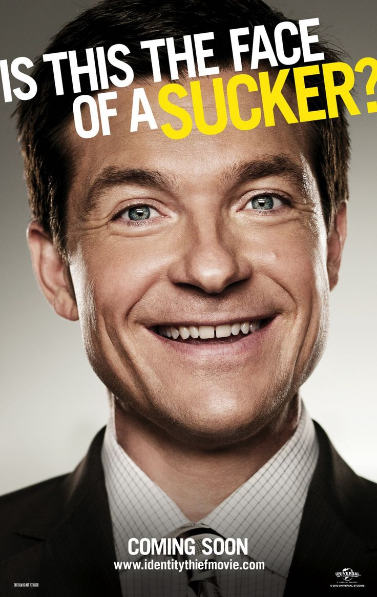 Jason Bateman in Identity Thief 2.8.13