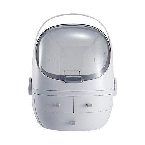 8b73b02cc145 Large-Capacity Portable Cosmetic Storage Box, Space Capsule Design ...