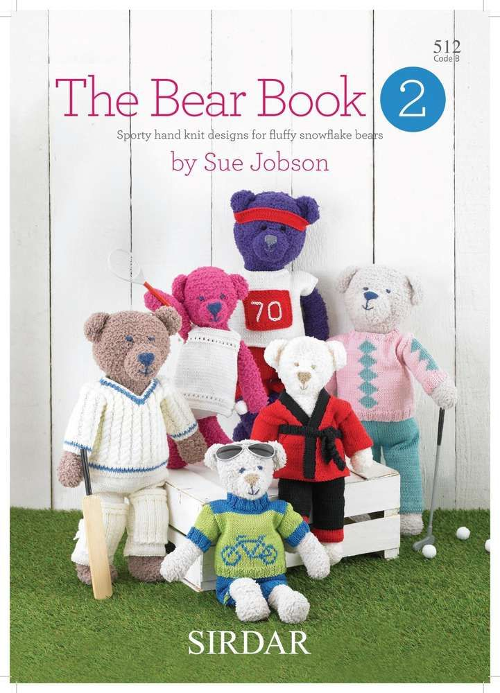 Sirdar Book 512 The Bear Book 2