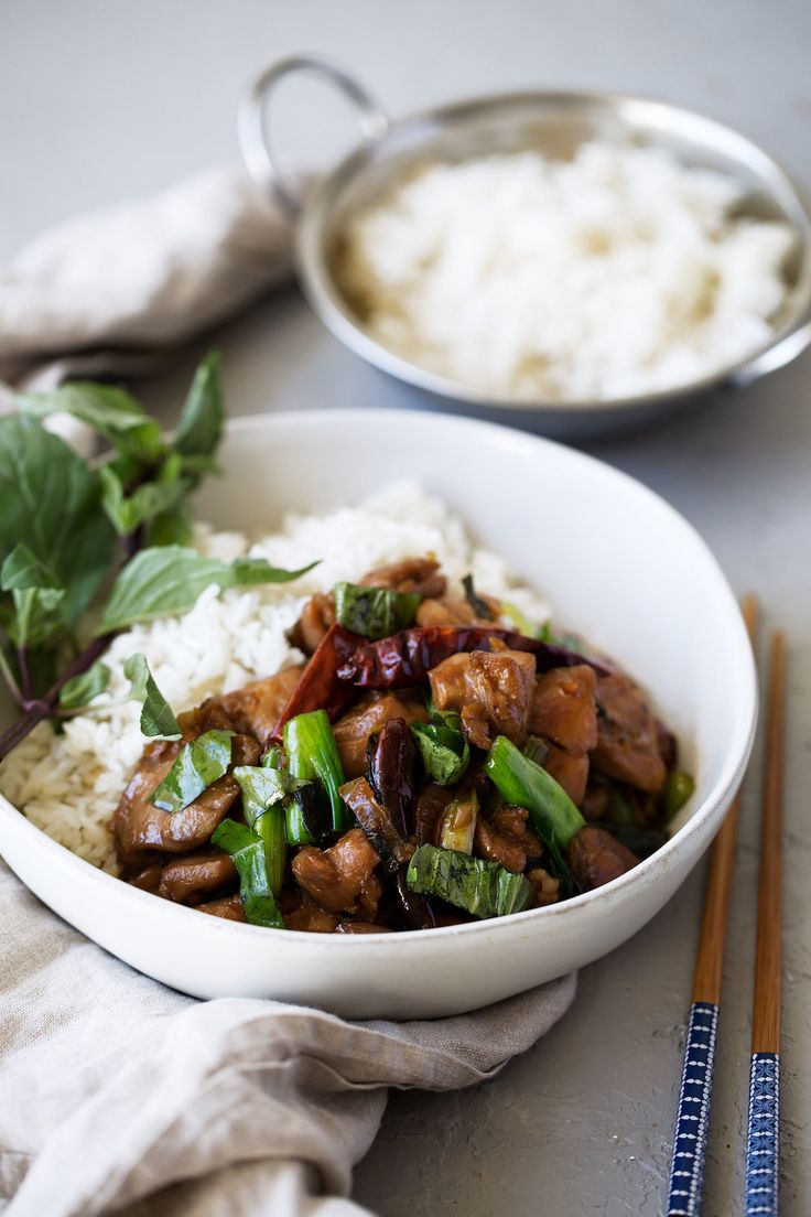 three cup chicken recipe from cooking with cocktail rings #recipe #taiwanese #chicken