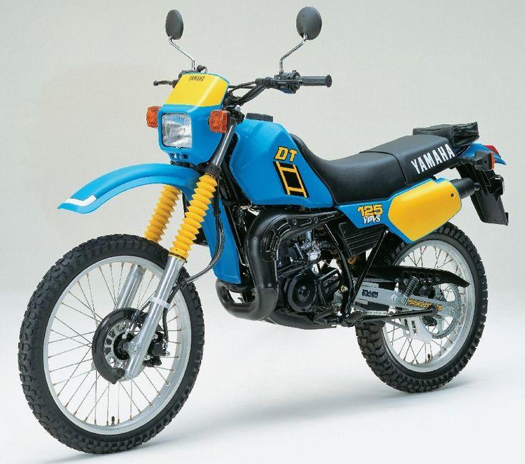 luispereira65:  1985 Yamaha DT 125 LC