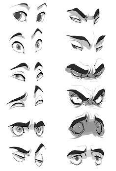 Eyes by Zummeng on DeviantArt