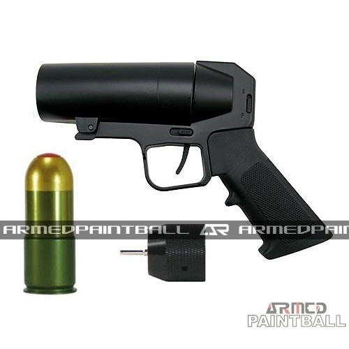 paintball grenade launcher - photo #11