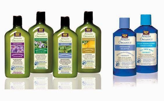 Avalon Organic Saç Bakım Serisi