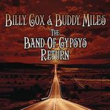 The Band of Gypsys Return [CD]