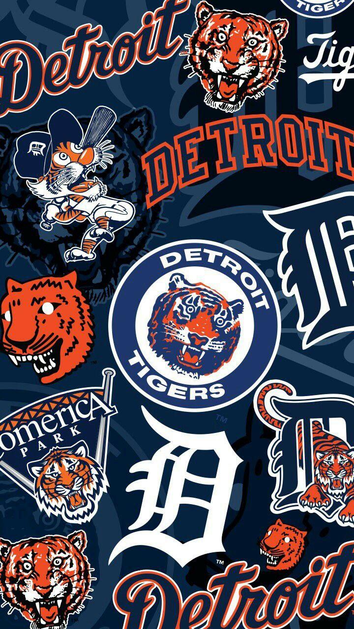Detroit Tigers Detroit Tigers Detroit Tigers Baseball Detroit