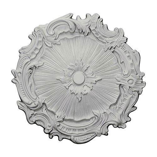 Restorers Architectural Plymouth Urethane Ceiling Medallion | Van Dyke's Restorers®